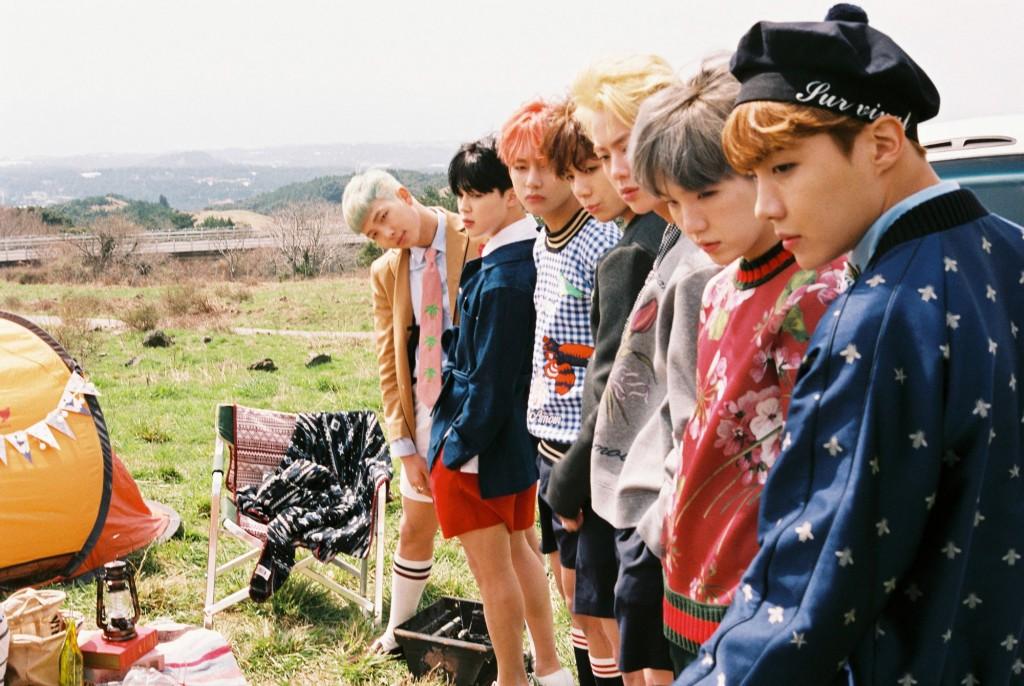 Teaser )) BTS Special Album 'Young Forever' Concept Photos