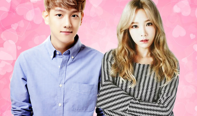 baekhyun and taeyeon dating again 2016