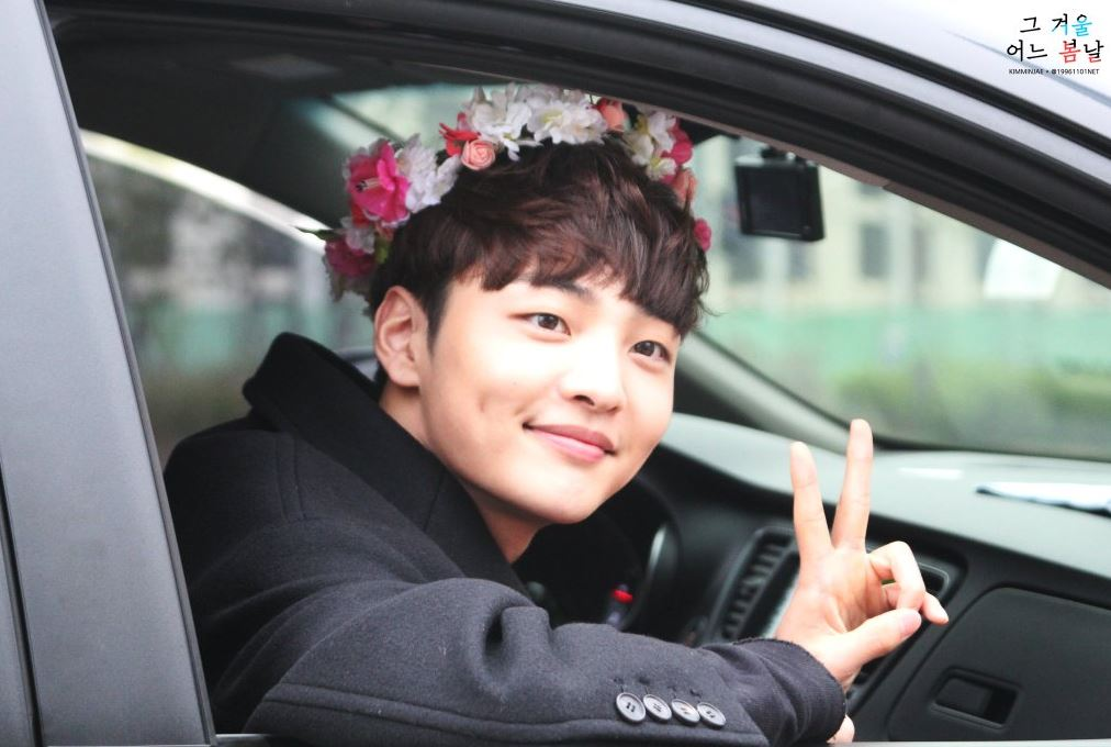 K-Pop's Flower Boys: Idols Wearing Flower Crowns • Kpopmap