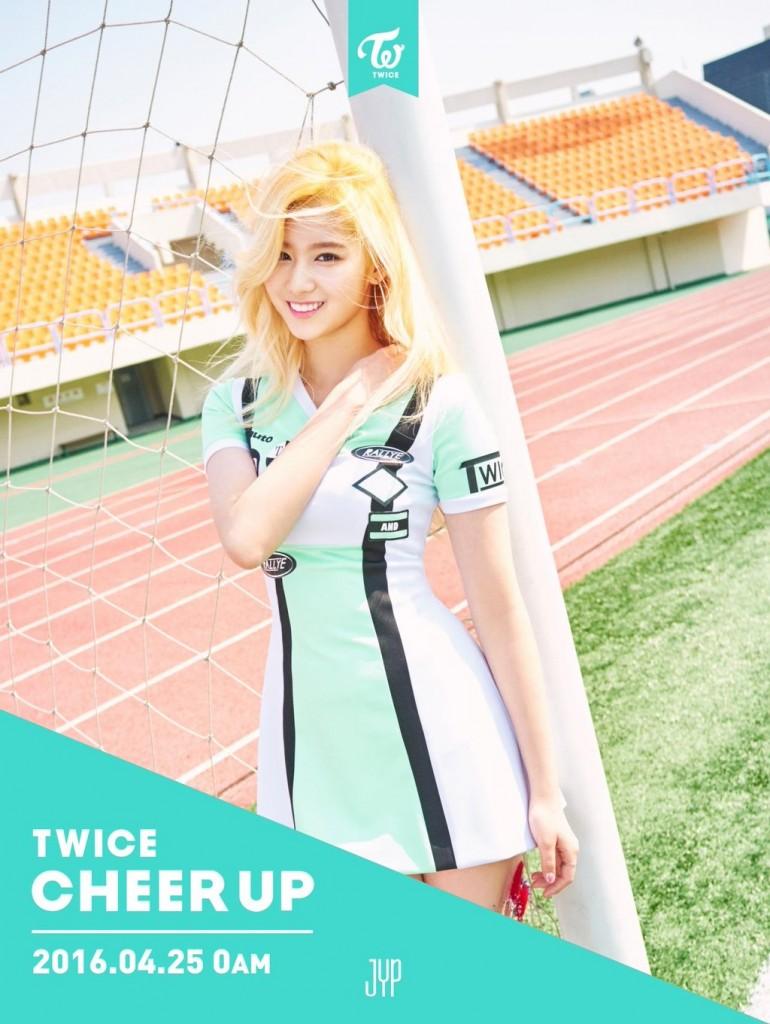 Teaser Twice Cheer Up Individual Photos 2 Kpopmap