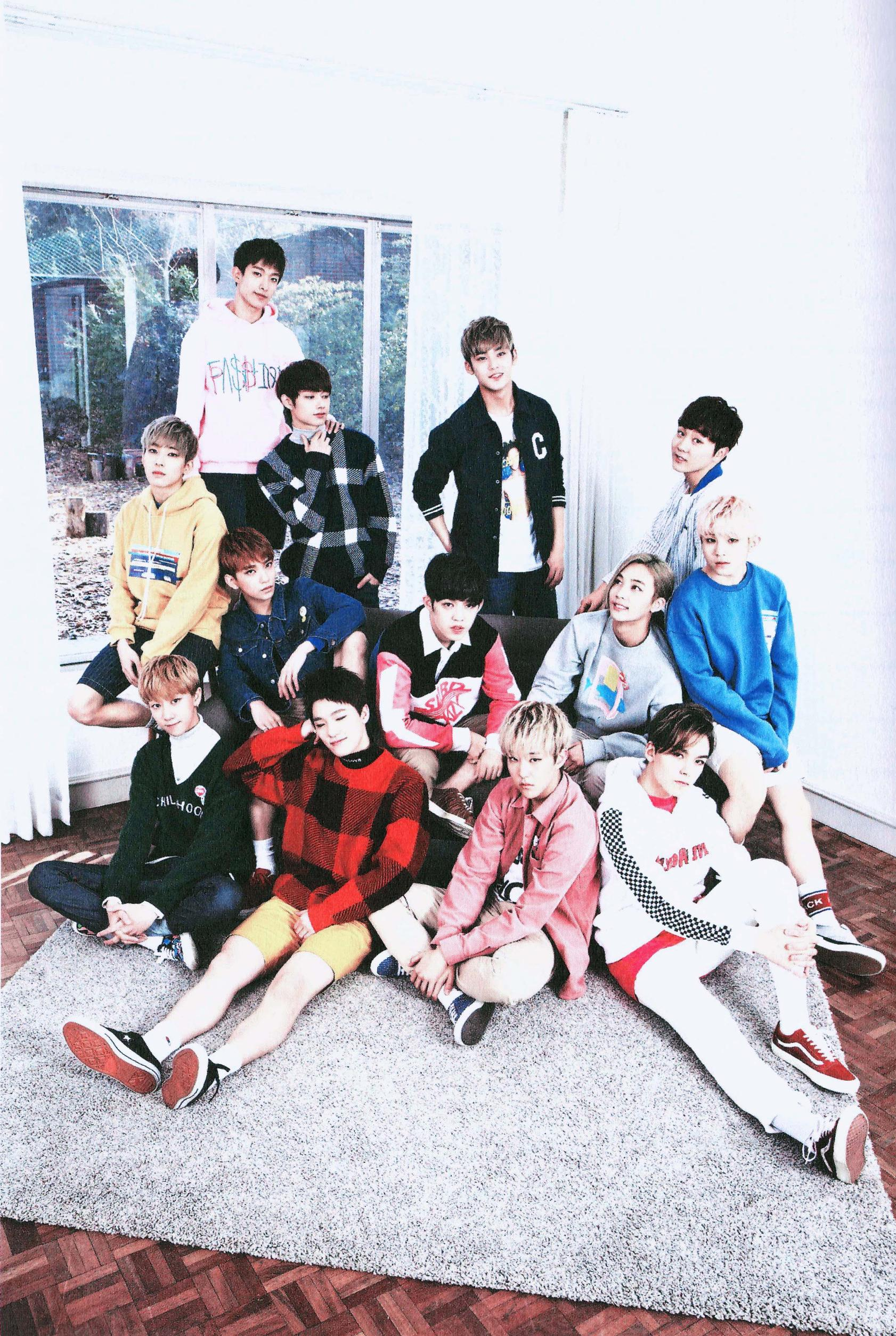 SEVENTEEN Season Greeting