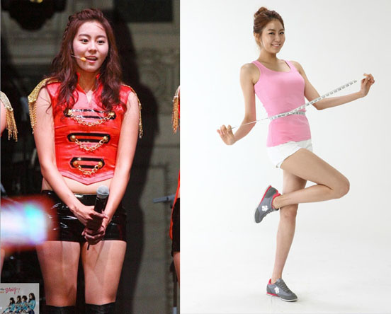 10 KPOP Idols Who Will Motivate You to Hit the Gym • Kpopmap