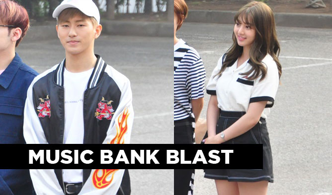 music bank, 20160527 music bank, kpop couples, kpop fashion, kpop couples clothes, music bank fashion, music bank idols, berry good, map6, laboum, twice, oh my girl, boys republic, seventeen