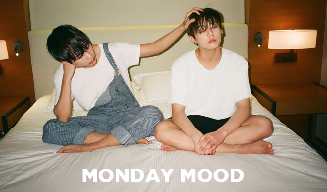 monday mood, kpop monday mood, kpop idols, tired kpop idols, tired hyeri, vixx leo, gfriend eunha, exo kai, exo baekhyun, exo xiumin, infinite sunggyu, infinite woohyun, red velvet joy