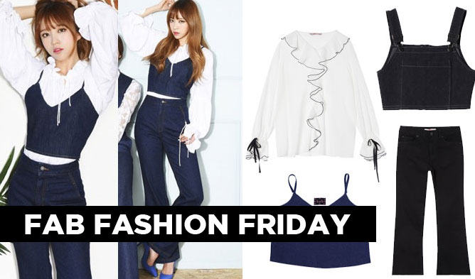 fab fashion friday, kfashion, korean fashion, korean clothes, kpop fashion, kpop idol outfits, exid fashion, exid outfits, exid members, exid comeback, exid up and down, exid lie
