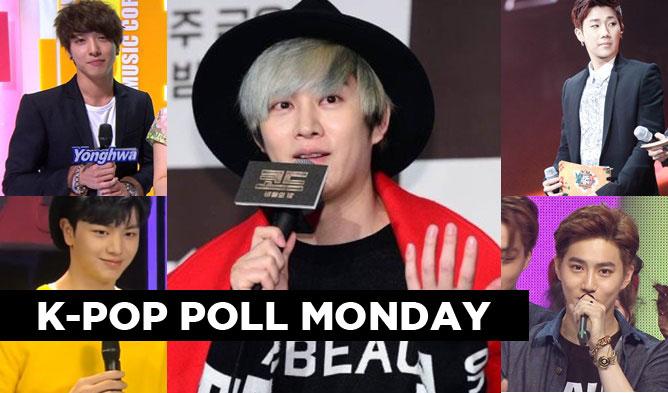 kpop poll, kpop idol poll, heechul, suho, sungyu, yook sungjae, dream concert, kpop concert, dream concert 2016, dream concert host, dream concert mc