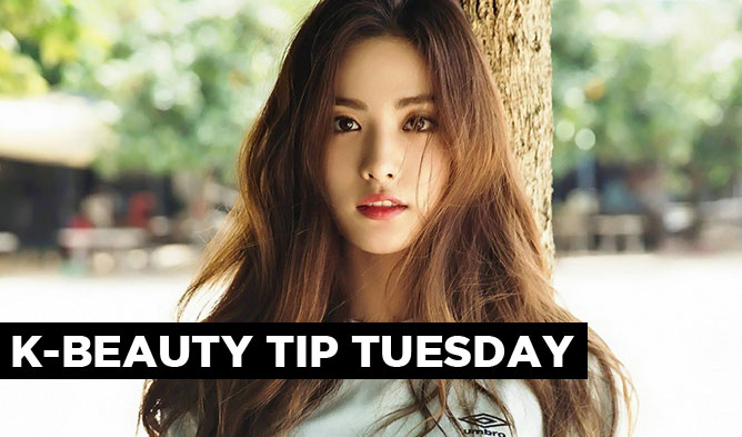 kbeauty, kpop beauty, kpop beauty tip, kbeauty tip, after school nana, orange caramel nana, nana beauty tip, nana get it beauty, kbeauty olive oil