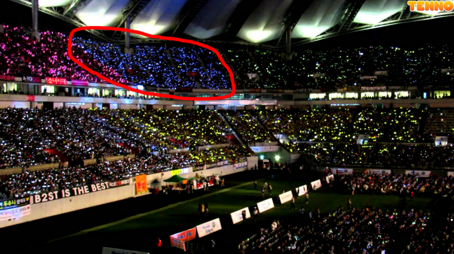 10 Things K Pop Fandom Color Lights At Dream Concerts