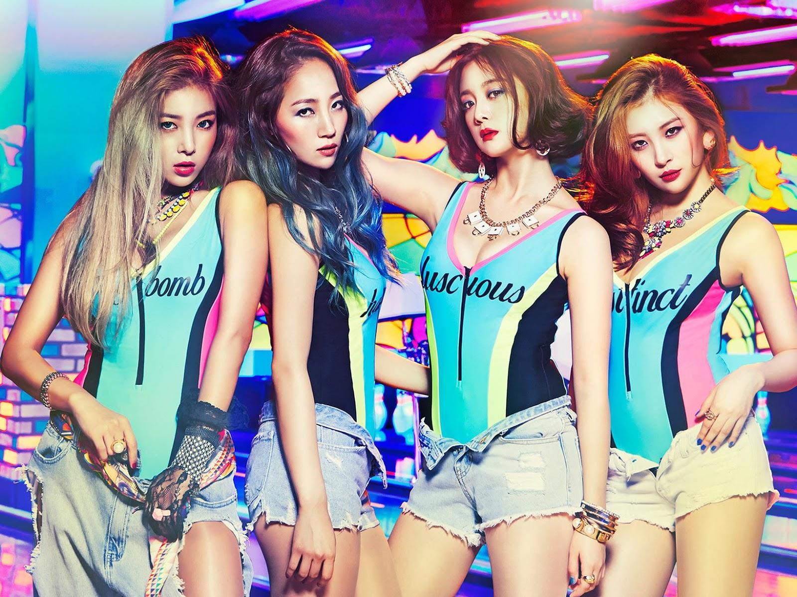 Woman Crush Wednesday: YEEUN of Wonder Girls | Kpopmap