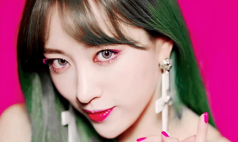 Idol Stars With Dreamlike Gray-Colored Lenses • Kpopmap