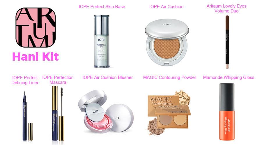 Korean Beauty Tip Tuesday: EXID Hani's Daily Makeup Routine • Kpopmap