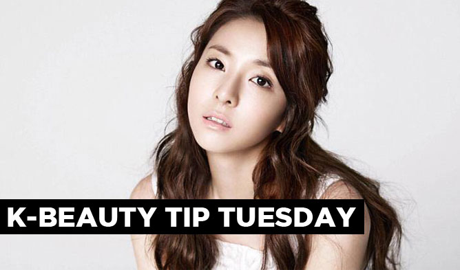 kbeauty, korean beauty, korean beauty tip, 2ne1 dara, dara beauty tip, 2ne1 beauty tip, 2ne1 dara beauty tip, korean makeup, korean makeup tip, korean idol makeup