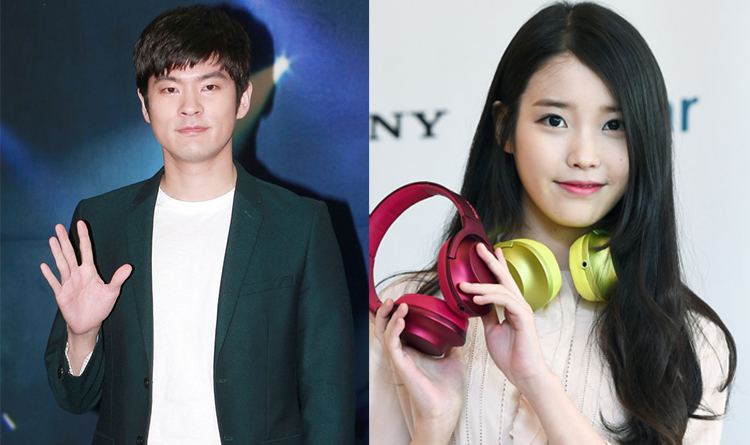 Iu and taeyang dating two 7