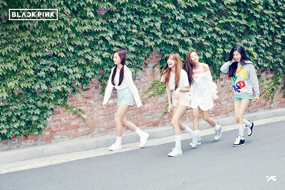 Photo Yg New Girl Group Black Pink Kpopmap