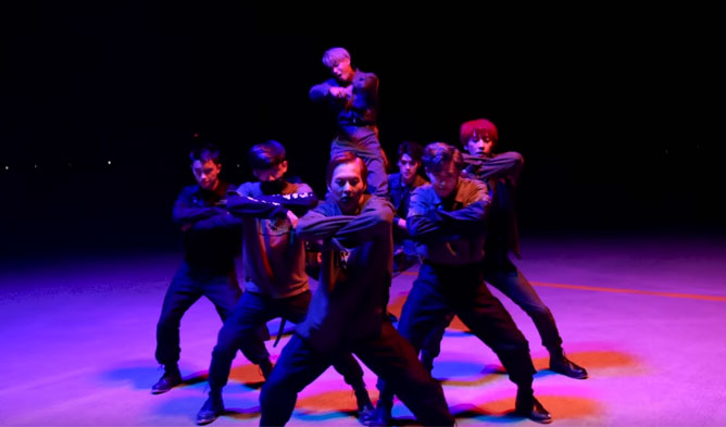 🌈 Exo monster dance practice download video | EXO Releases