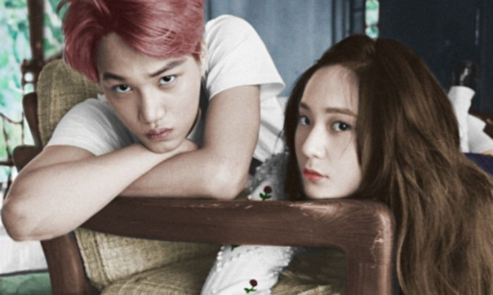 Kpop Idol Dating-Liste 2014