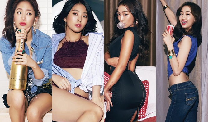 SISTAR, SISTAR Ideal Type, Sistar 2016, sistar ideal type 2016, kpop ideal type 2016, kpop idol ideal type