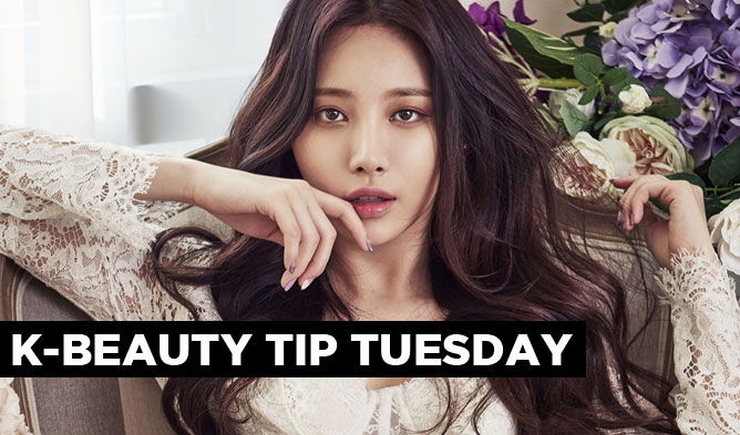 Korean Beauty Tip Tuesday: Girl's Day YuRa's Goddess Hair Care