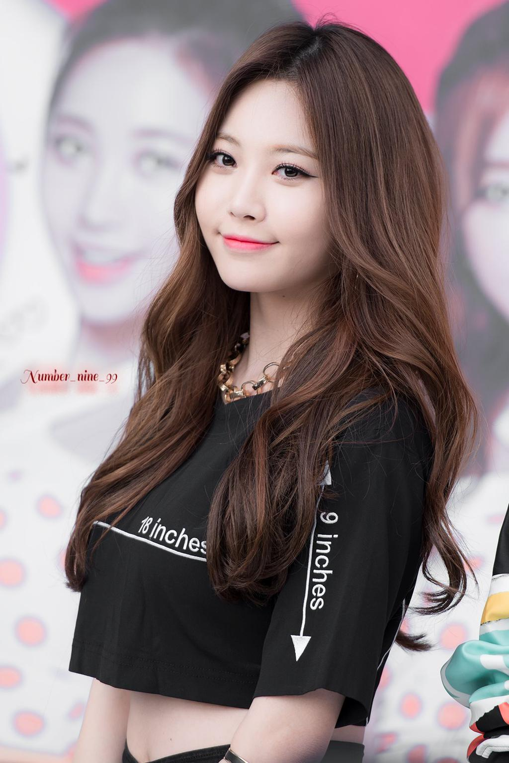 Korean Beauty Tip Tuesday: Girl's Day YuRa's Goddess Hair ...