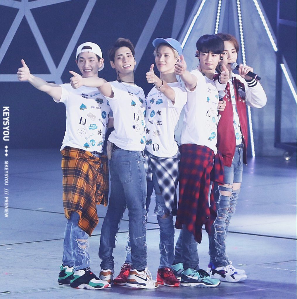 shinee, shinee ideal type, kpop ideal type, shinee 2016, shinee girlfriends, shinee preferences