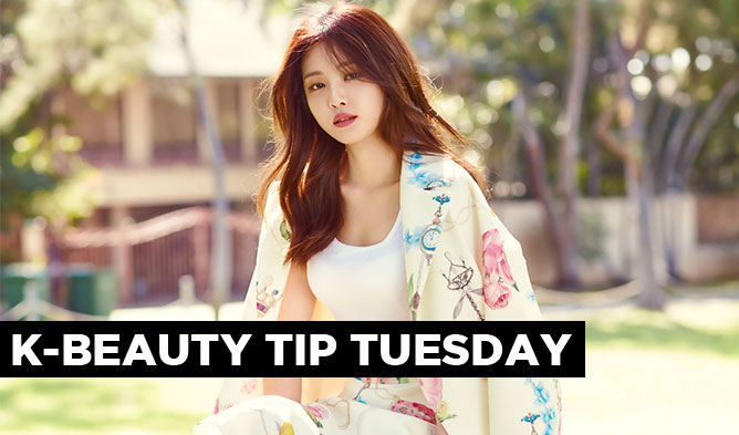 kbeauty, korean beauty, korean beauty tip, apink naeun, apink naeun beauty, son na eun beauty, son na eun beauty tip