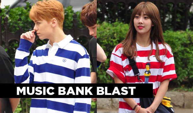 music bank, music bank 160715, kpop music bank, kpop couple idols, kpop couples, kpop couple clothes, sonamoo music bank, acian music bank, seventeen music bank, brave girls music bank, snuper music bank, dia music bank, romeo music bank, sistar music bank, gfriend music bank, melody day music bank, dia music bank, wonder girls music bank