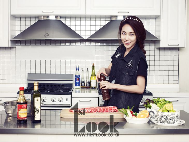 Woman Crush Wednesday: FEI of miss A