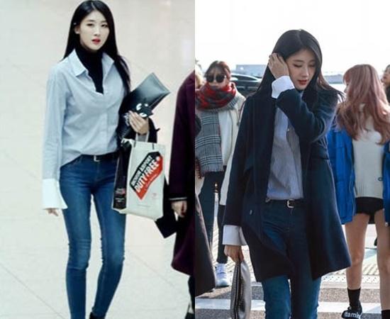 7 K Pop Idol Girls Who Slay The Boyish Fashion Outfits