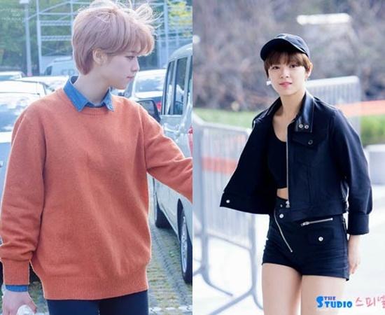 boyish fashion, kpop boyish fashion, kpop idol boyish fashion, kpop girl  group boyish