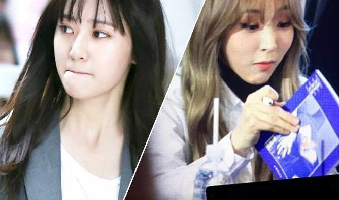KRYSTAL GIRL CRUSH, TAEYEON GIRL CRUSH, OH MY GIRL FANGIRL FANBOY, OH MY GIRL TWICE, OH MY GIRL LOVELYZ, MOONBYUL KRYSTAL, JIAE BINNIE, NAYEON KRYSTAL, FEMALE IDOL FANGIRLING