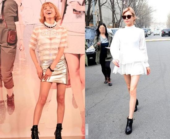 kpop idol legs, kpop sexy legs, kpop skinny legs, lizzy legs
