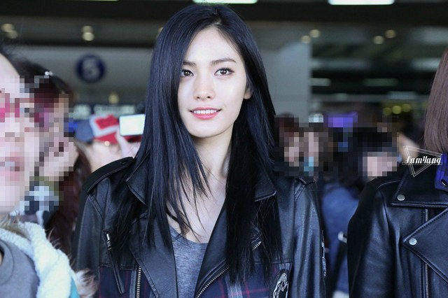Kpop Hair Black