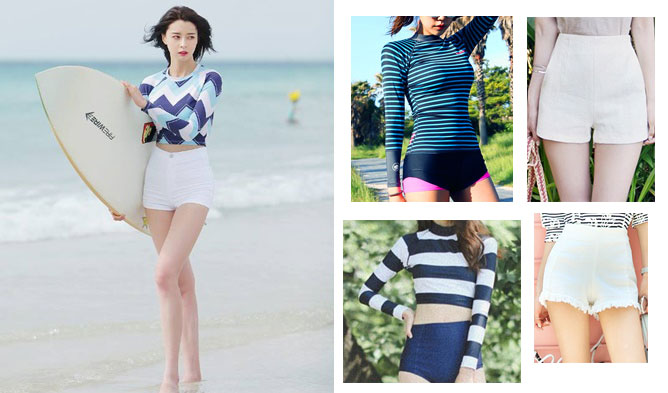Fab Fashion Friday Get Beach Ready With Hello Venus U2022 Kpopmap