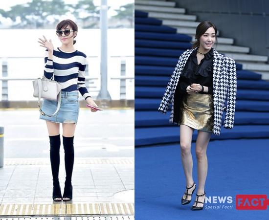 kpop idol legs, kpop sexy legs, kpop skinny legs, tiffany legs