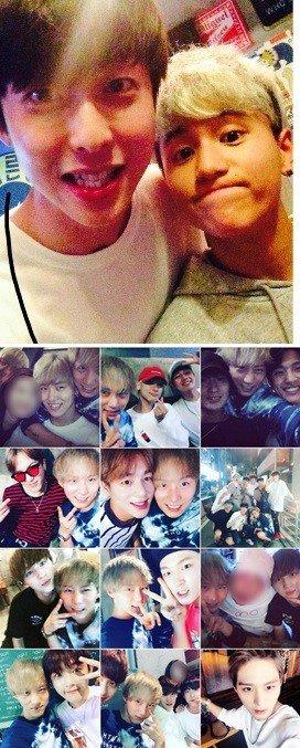 boys 24, boys 24 alex, mnet boys 24, boys 24 2016, boys 24 alex controversy, boys 24 alex drinking