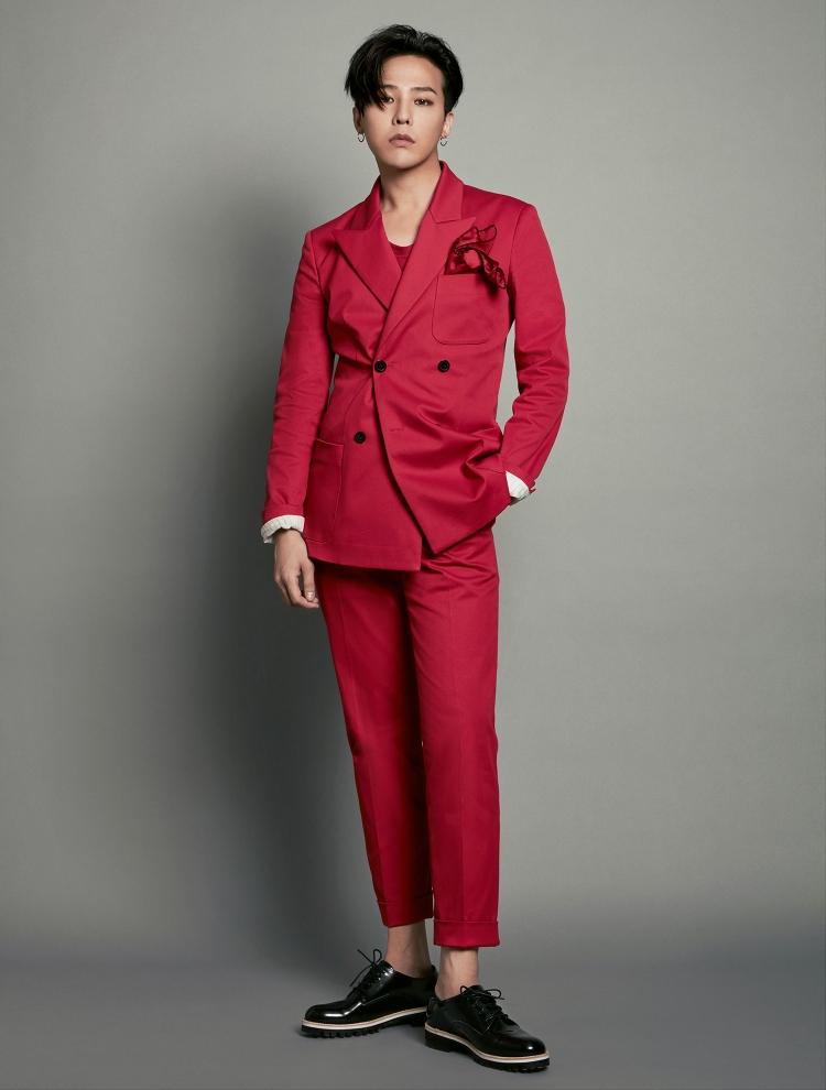 Photo )) 8 Seconds x G-Dragon Fashion Line Collaboration ...