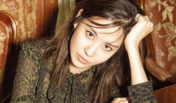 grazia seohyun snsd september, grazia seohyun 2016, seohyun moon lovers, seohyun 2016, seohyun acting, idol acting