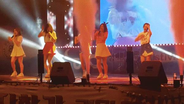 kpop idol stage, kpop idol stage accidents, kpop stage accidents, kpop stage danger, red velvet stage accident