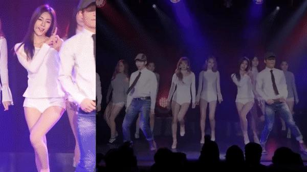 kpop idol stage, kpop idol stage accidents, kpop stage accidents, kpop stage danger, stellar stage accident