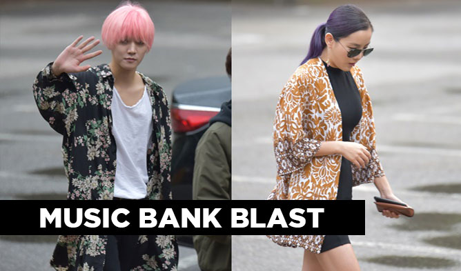 kpop couples, kpop couple clothes, kpop couple look, kpop music bank, music bank, music bank 09092016, music bank red velvet, music bank spica, music bank vixx, music bank halo, music bank up10tion