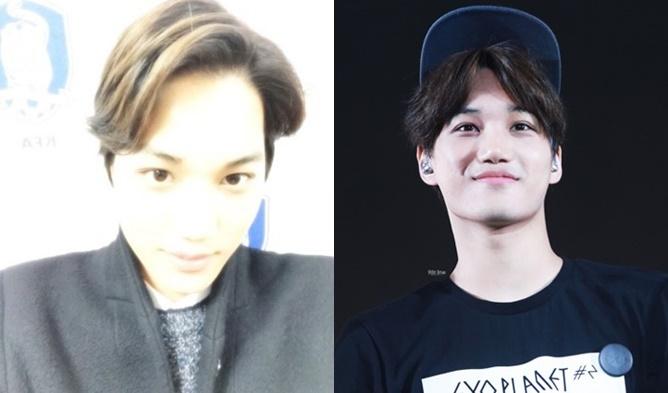 kpop selfie, kpop idol selfie, kpop idol fancam, kpop fancam, kai selfie
