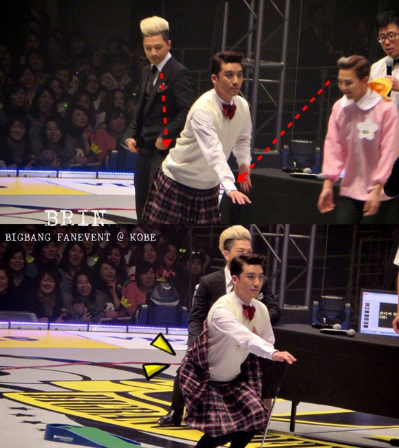 kpop, kpop idols, kpop idols teased, kpop idols joke, kpop idols funny, kpop 10 things, big bang seungri