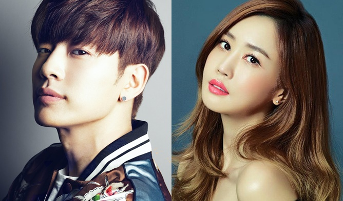 seven lee da hae, kpop couple, kpop seven, kpop seven 2016, lee da hae 2016, lee da hae boyfriend, seven girlfriend