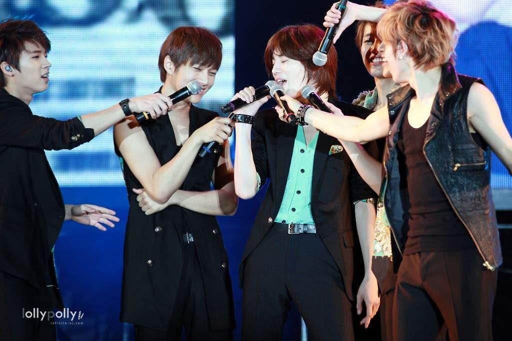 kpop, kpop idols, kpop idols teased, kpop idols joke, kpop idols funny, kpop 10 things, infinite sungjong