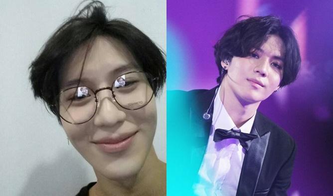 kpop selfie, kpop idol selfie, kpop idol fancam, kpop fancam, taemin selfie