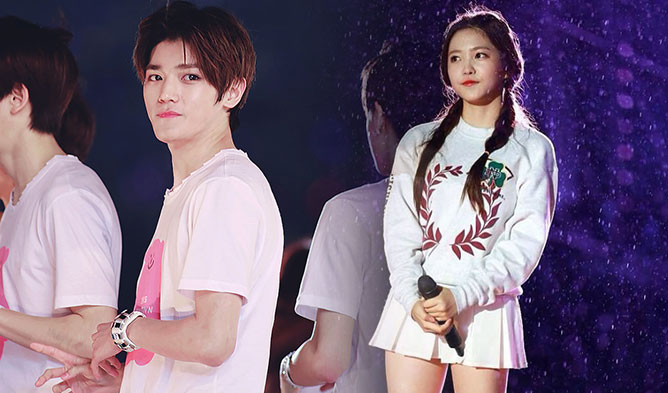 taeyong yeri, yeri taeyong, nct red velvet, red velvet nct, taeri, taeyong girlfriend, yeri boyfriend, sm couple, taeyong dating, yeri dating, kpop dating rumor