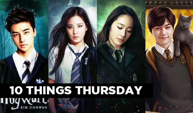 kpop hogwarts, kpop harry potter, kpop idols hogwarts, kpop idols harry potter,