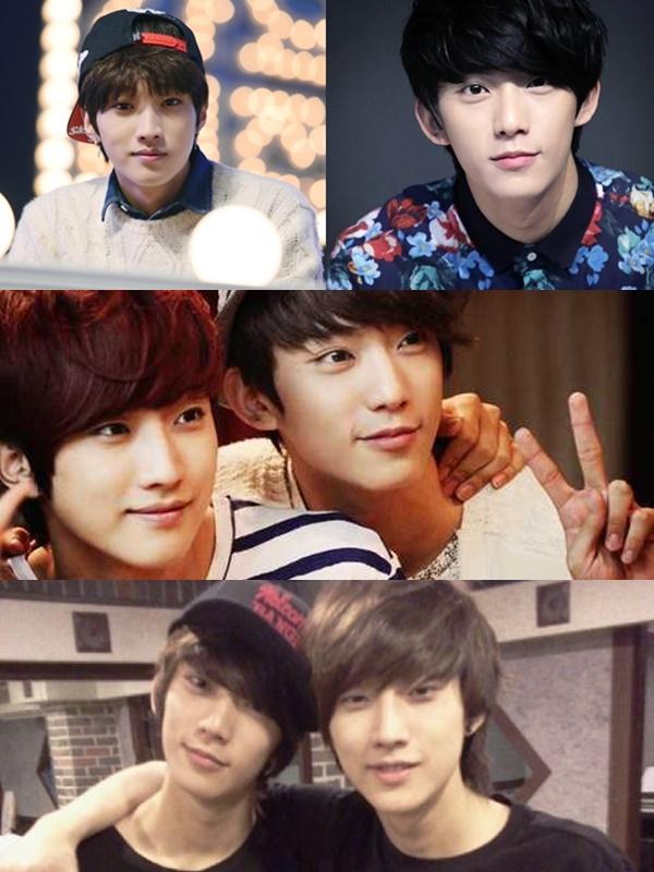 kpop idols look a like, kpop look a like, kpop similar idols, kpop similar faces, gongchan jinyoung