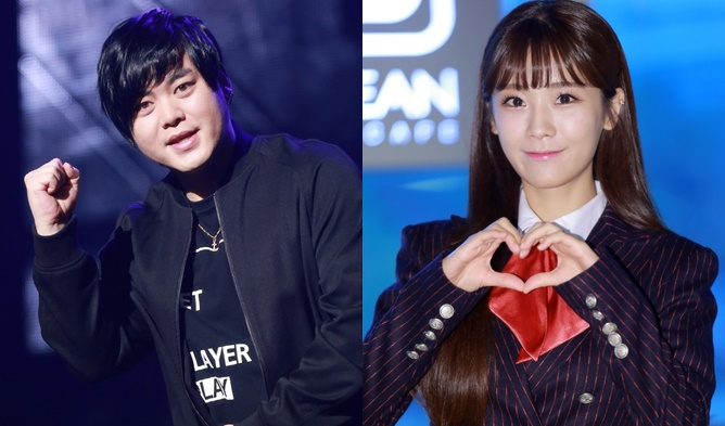 moon heejun, soyul, crayon pop soyul, soyul moon heejun, kpop couple, kpop marriage, moon heejun soyul, hot crayon pop