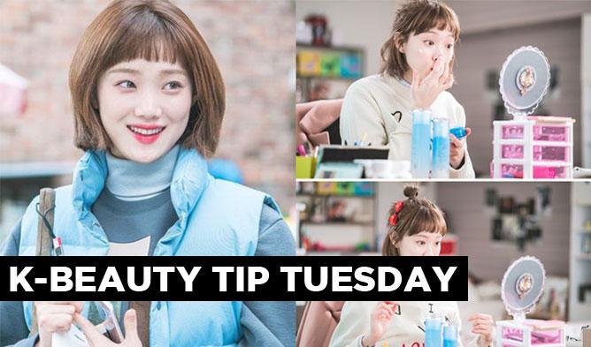 "Korean Beauty Tip Tuesday: ""Weightlifting Kim BokJoo"" x Laneige"